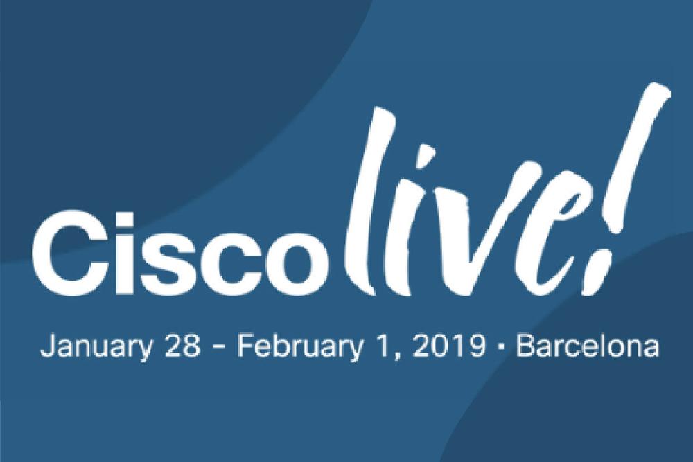 Cisco live! logo