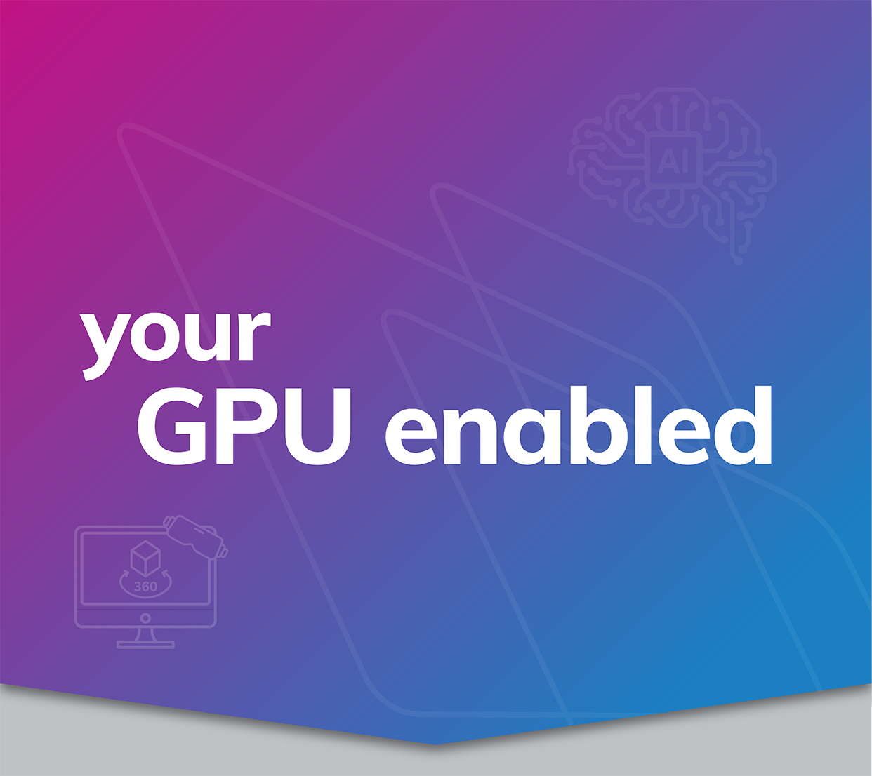 your gpu enabled