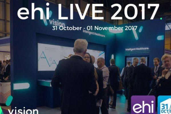 ebb3 at EHI Live: The UK's leading digital health show